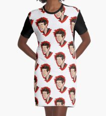 JD Heathers Graphic T-Shirt Dress