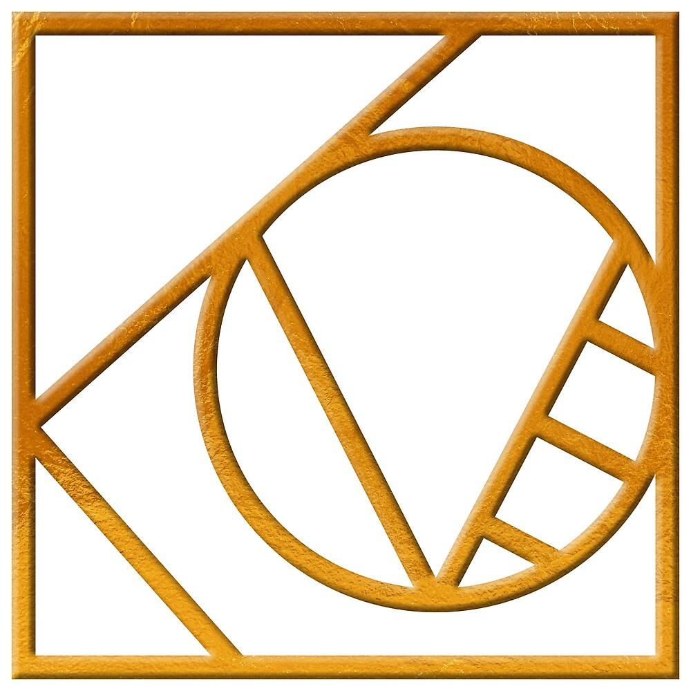 L O V E  Symbol by Hell-Prints