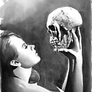 Bleeding Skull by Anthony Billings