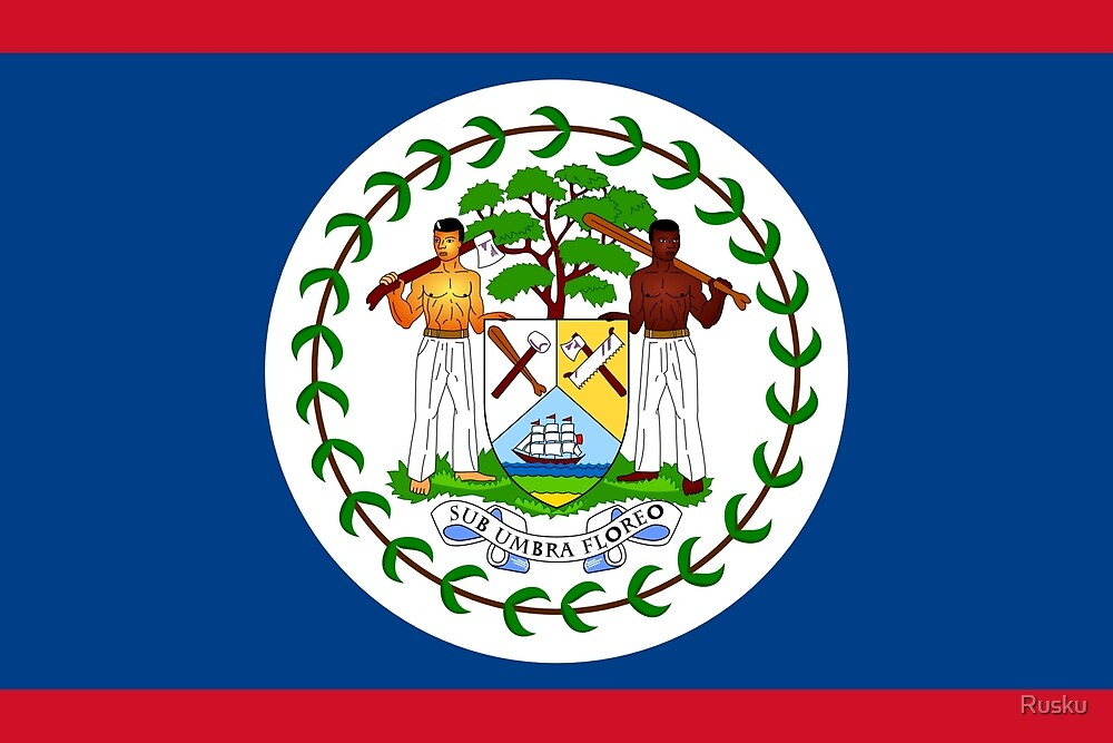 Belize by Rusku