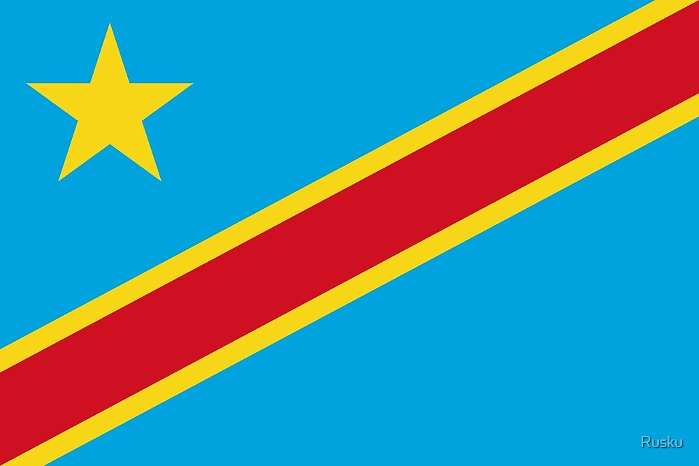 Democratic Republic of the Congo by Rusku
