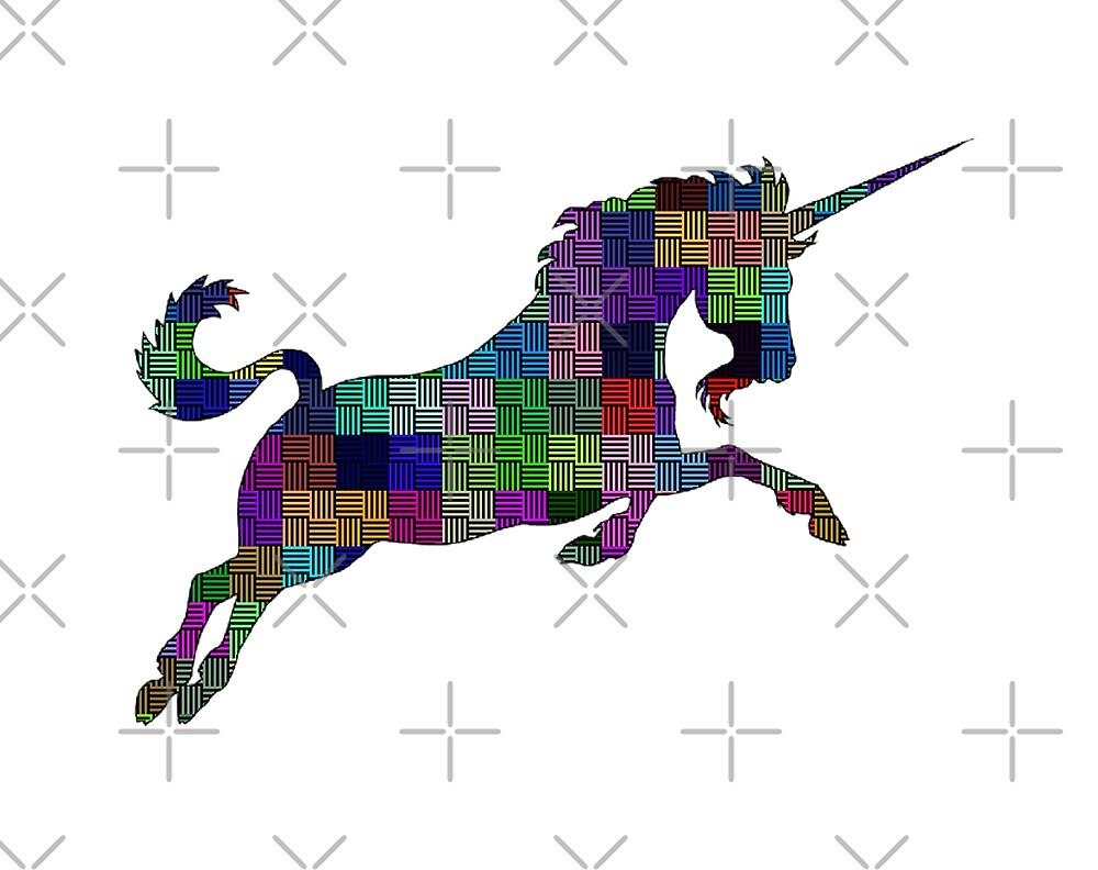 Mythical Unicorn by NINUNO
