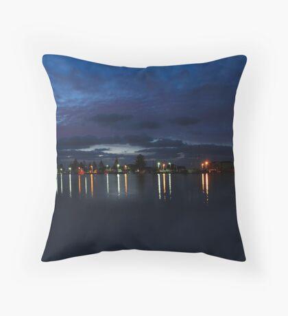 Port Albert Throw Pillow