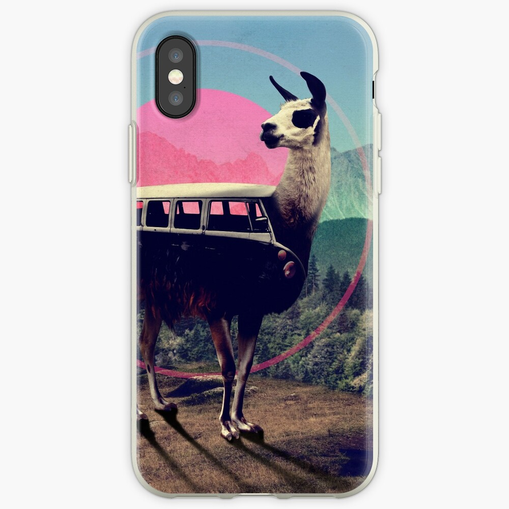 Llama iPhone Case & Cover