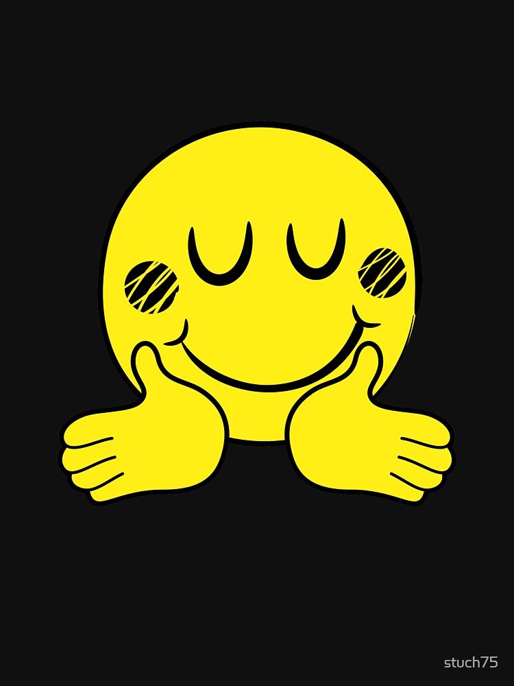 Hugging Smiley Emoji by stuch75