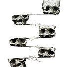 Skull 3 by Ali Gulec