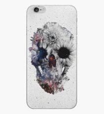 Floral Skull 2 iPhone Case