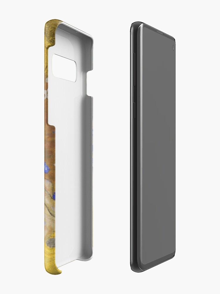Alternate view of The Kiss - Gustav Klimt Case & Skin for Samsung Galaxy