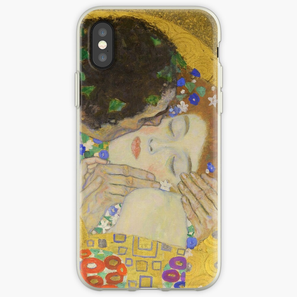 The Kiss - Gustav Klimt iPhone Case & Cover