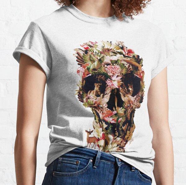 Jungle Skull Classic T-Shirt