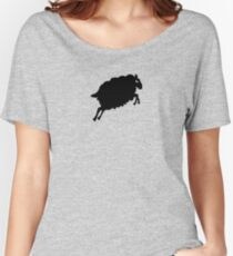 Angry Animals: Sheep Relaxed Fit T-Shirt