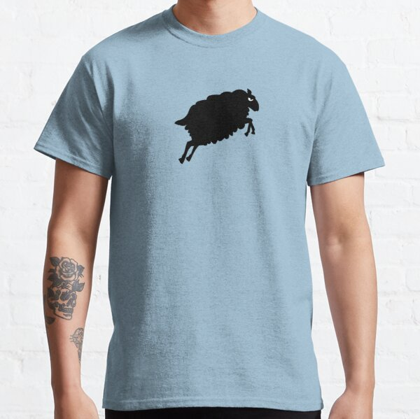 Angry Animals: Sheep Classic T-Shirt