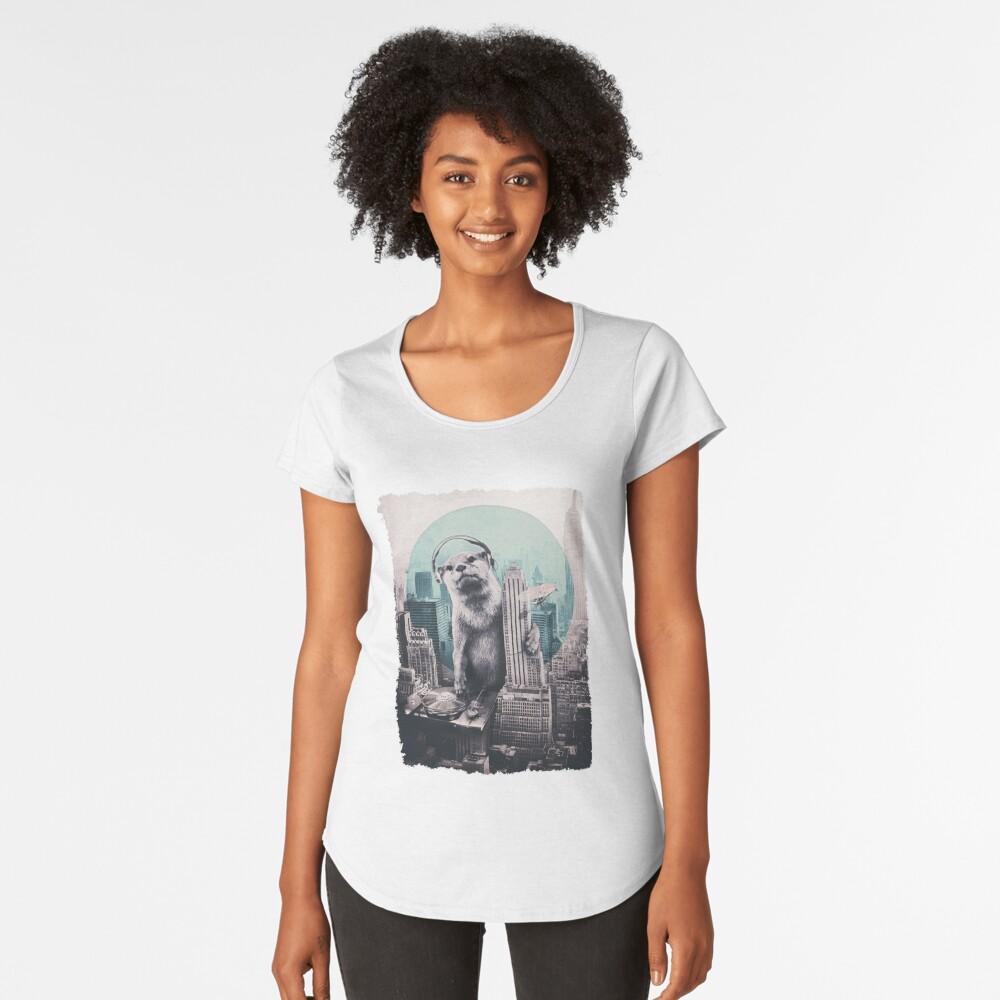 DJ Premium Scoop T-Shirt
