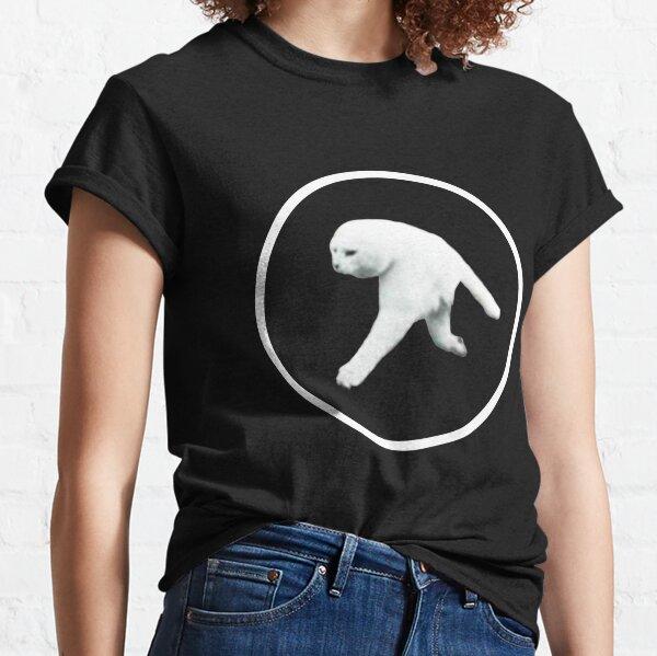 Aphex Twin - Chat à deux pattes (logo blanc) T-shirt classique