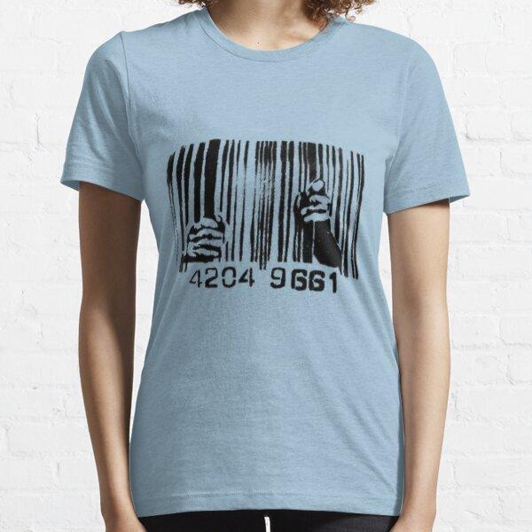 Barcode t-shirt Essential T-Shirt