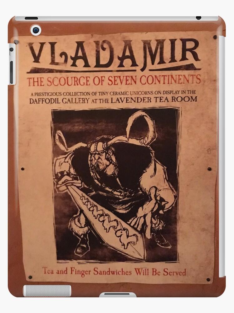 Vladamir Tangled by elmartanna
