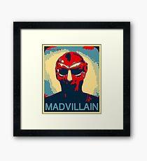 Madvillain Framed Print