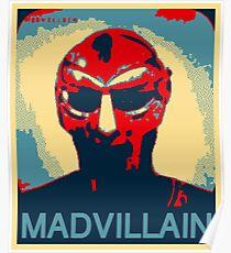 Madvillain Poster
