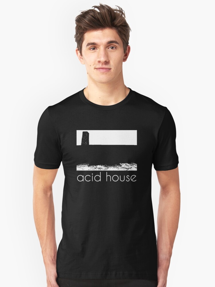acid house Unisex T-Shirt Front