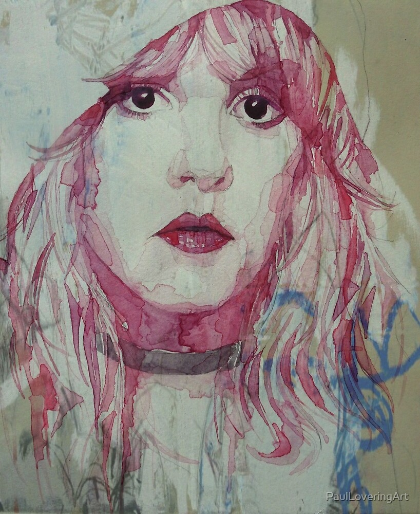 Stevie Nicks  by PaulLoveringArt