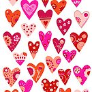 Hearts by Nic Squirrell