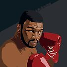 Boxing Greats - Mike Tyson by kickarse