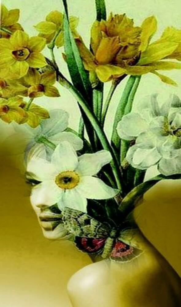 Flowers Art Design by mygo