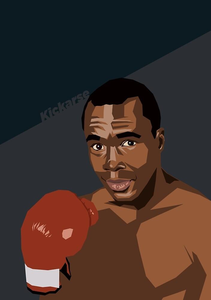 Boxing Great - Sugar Ray Leonard by kickarse