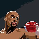 Boxing Greats - Floyd Mayweather by kickarse