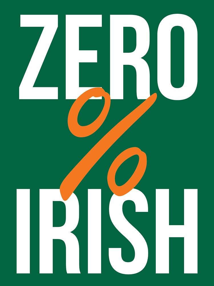 St Patrick's Day Funny T-shirt by vicekingwear