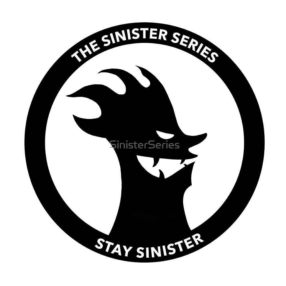 Official Logo for The Sinister Series  by SinisterSeries