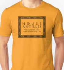 House Antilles (black text) T-Shirt