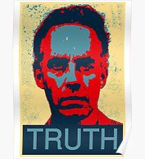 Jordan Peterson - Truth Poster