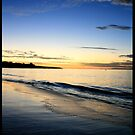 Phillip Island, Red Rocks Beach by lukelorimer