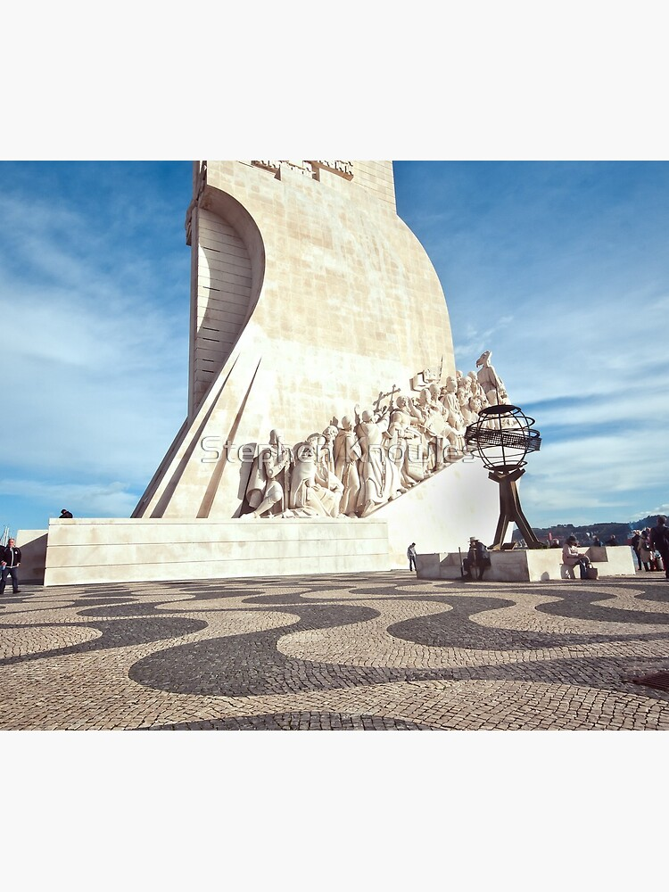 Monument to the Discoveries by stephenknowles