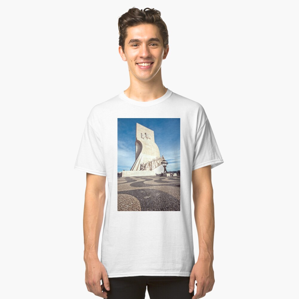 Monument to the Discoveries Classic T-Shirt