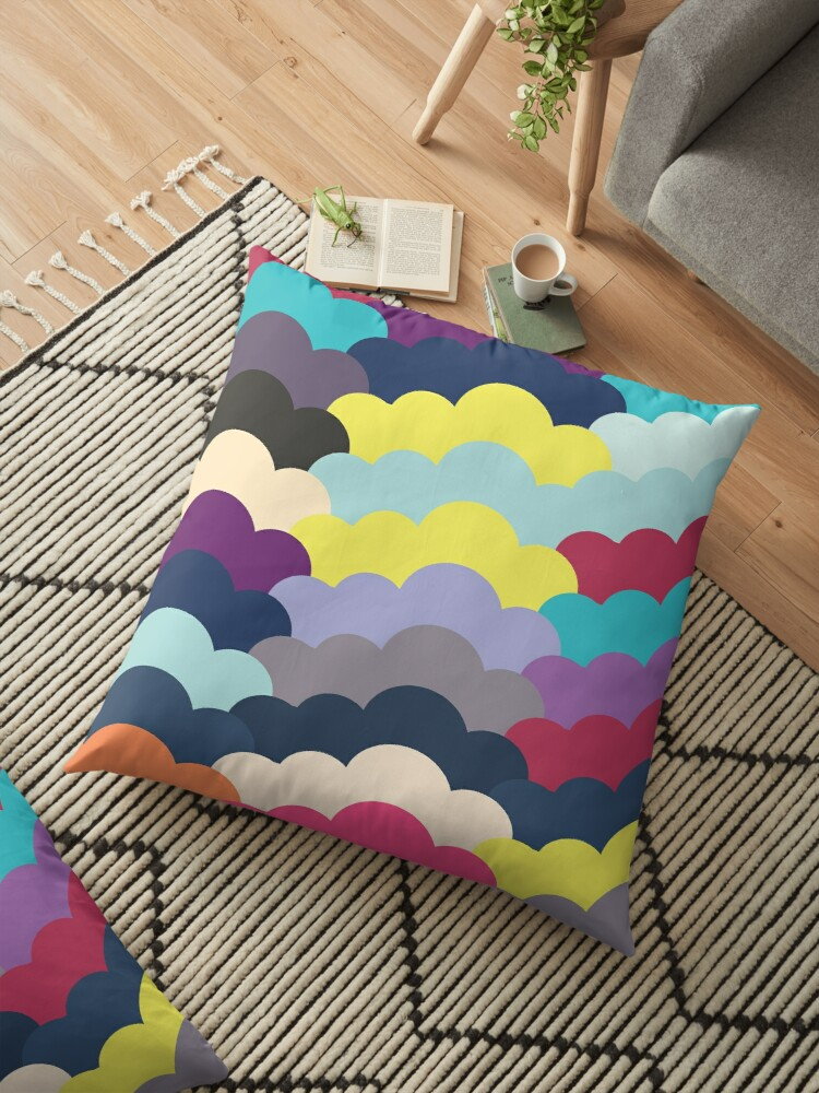 Cloud Pattern by Xarox Kh