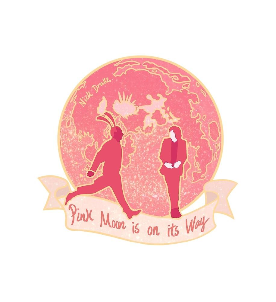 Nick Drake - Pink Moon by Shuffleplay Comics