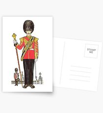 Grenadier Guard Postcards