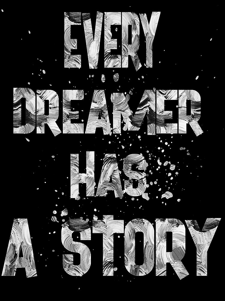 every dreamer has a story-1 by champ-111