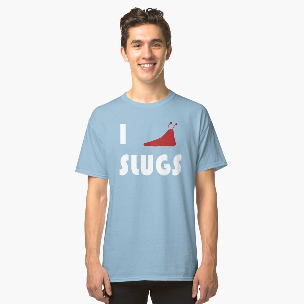 Love Slug Classic T-Shirt Front