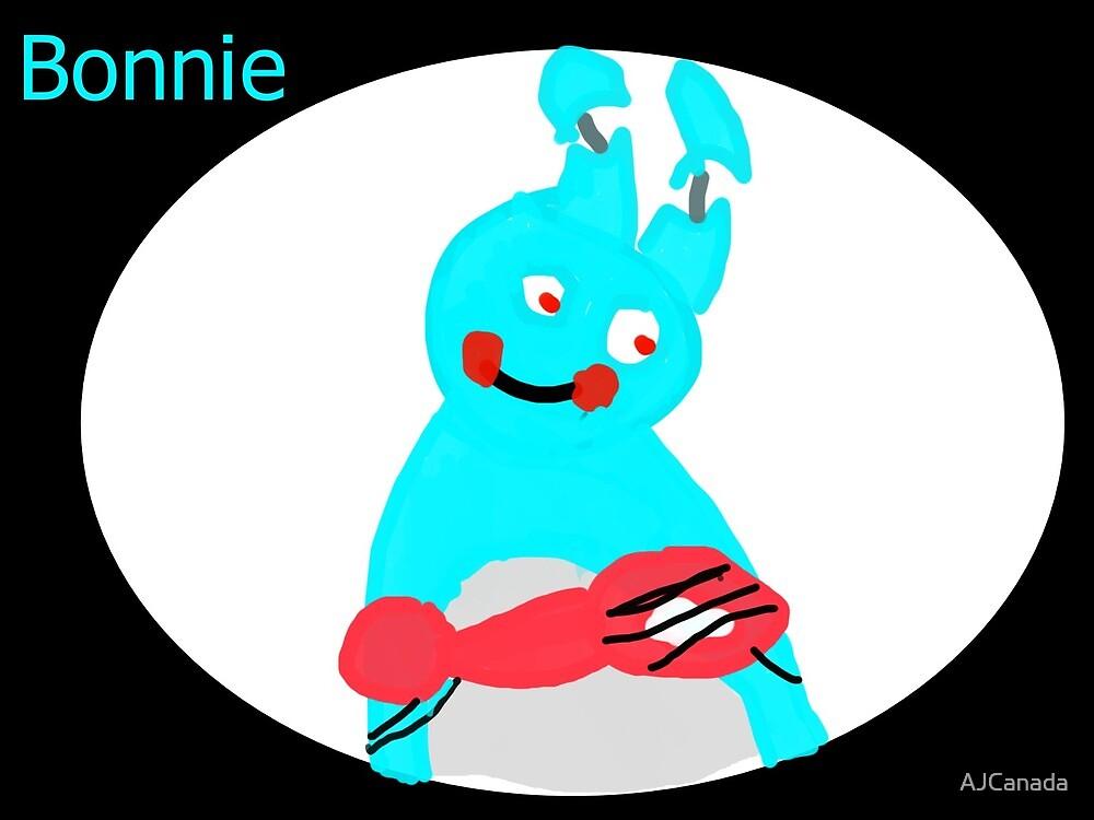 Bonnie by AJCanada