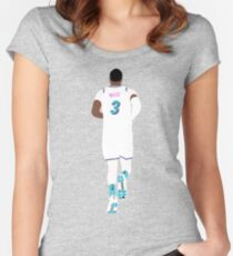 Dwyane Wade Miami Vice Women's Fitted Scoop T-Shirt