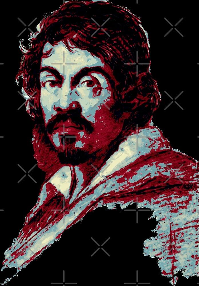 Caravaggio by painterfrank