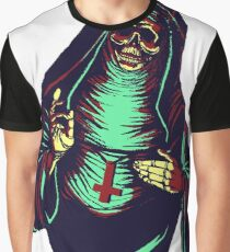 The Bad Voodoo Mother Graphic T-Shirt