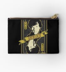 221B Playing Card Studio Pouch