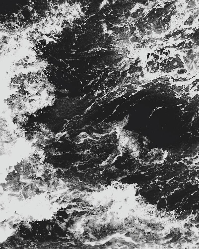 Ocean Waves by Adele Mawhinney