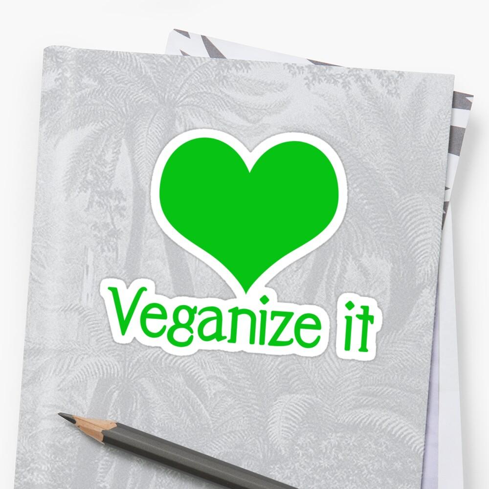 Veganize It by strepho