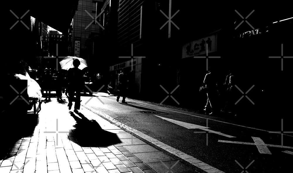 Parasol by Andrew Pollard