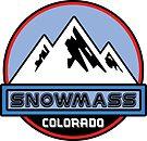SKI SNOWMASS COLORADO Skiing Ski Mountains by MyHandmadeSigns